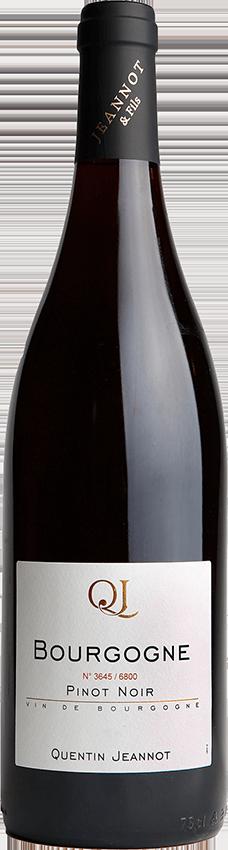 bourgogne pinot noir 2 - Grand vin d'exception Domaine Jeannot