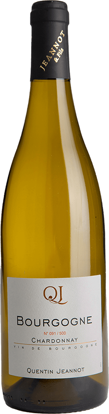 bourgogne chardonnay - Grand vin d'exception Domaine Jeannot