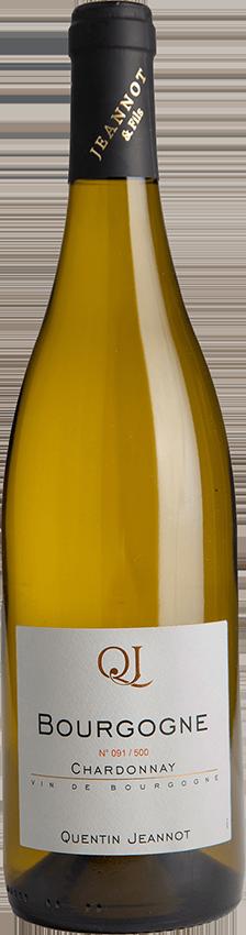 bourgogne chardonnay - Grand vin d'exception Domaine Jeannot