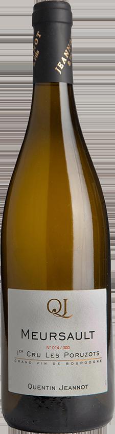 meursault poruzots - Grand vin d'exception Domaine Jeannot