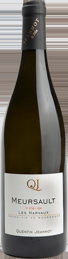 meursault les narvaux - Grand vin d'exception Domaine Jeannot