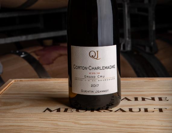 la magie d'un grand vin - Grand vin d'exception Domaine Jeannot